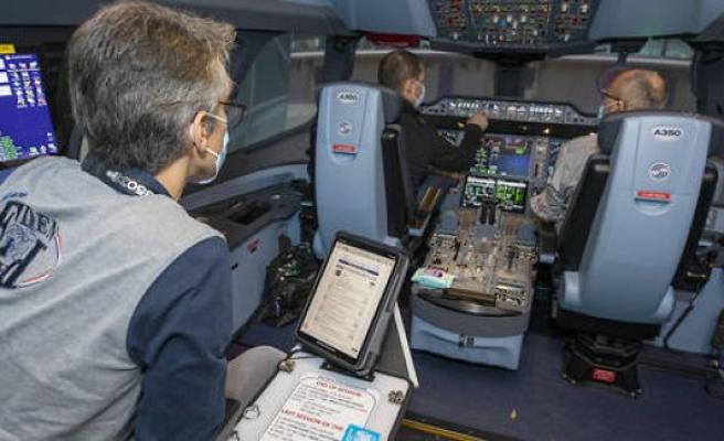 How Air France déconfine its drivers - The Point