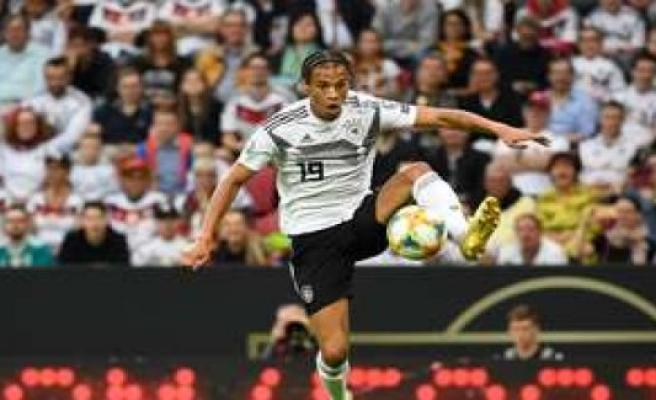 Leroy Sané: Jersey number at FC Bayern Munich should be a fix - Transfer-News | FC Bayern