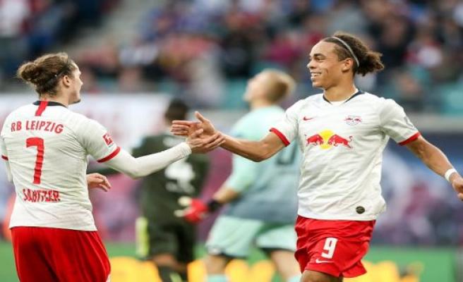 Mainz - Leipzig in the Live-Stream: Bundesliga live on the Internet see