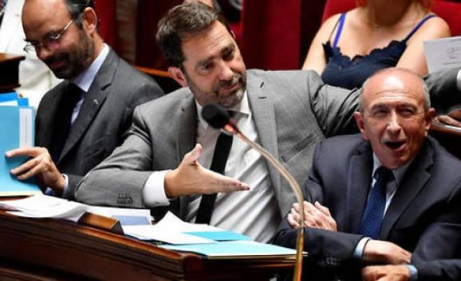 Municipal Lyon : Christophe Castaner, Gérard Collomb loses himself - The Point