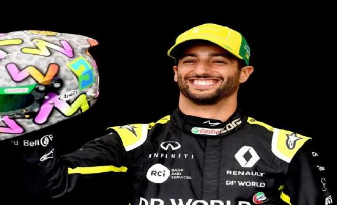 Ricciardo confirmed: There were discussions with Ferrari