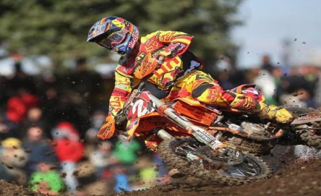 Salt Lake City: Moto Crosser Roczen aims for world title in Supercross