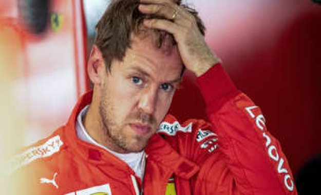 Sebastian Vettel/formula 1: the interest of the team surprised legend: A Option | More sports
