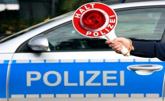 State police inspection Gera: burglars broke into company a