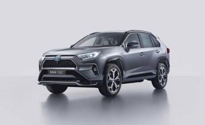 Toyota Rav4 PHEV : from 61500 € | Car