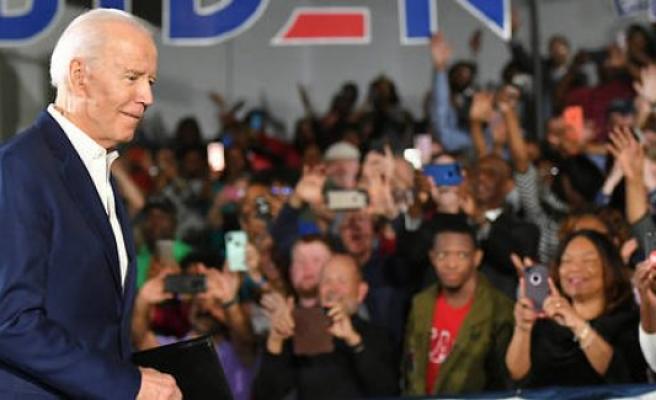 Ukraine : Joe Biden to turn put into question - The Point