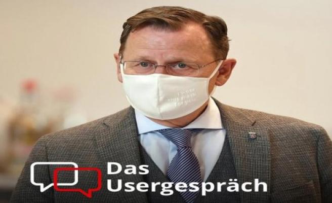 User talk: Thuringia declared Corona closed - can that work?