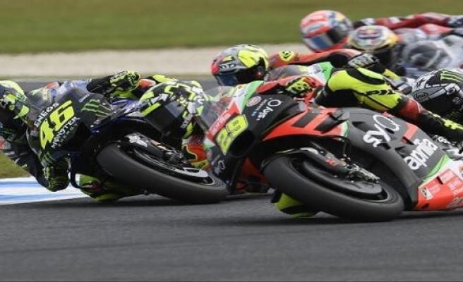 Valentino Rossi stresses in the Corona-crisis: the future of MotoGP