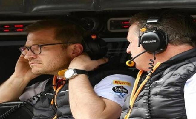 Vettel & d Ricciardo-Gage: McLaren sets rumours right
