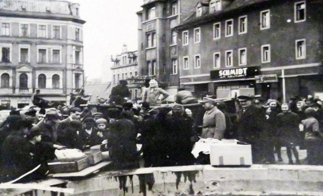 Zeitz: Zeitz mayor in the postwar period: An entrepreneur in the KPD