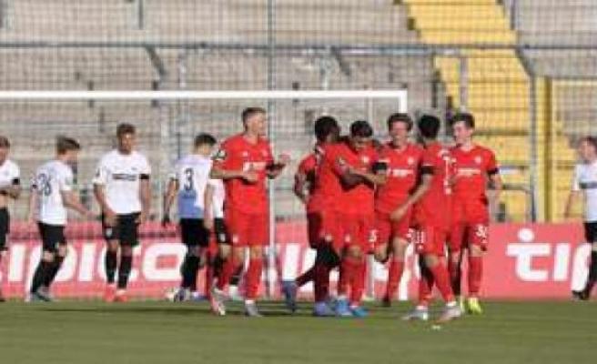 3. League Live-Ticker: SV Waldhof Mannheim, FC Bayern II - Hoeness-Eleven wins almost | FC Bayern