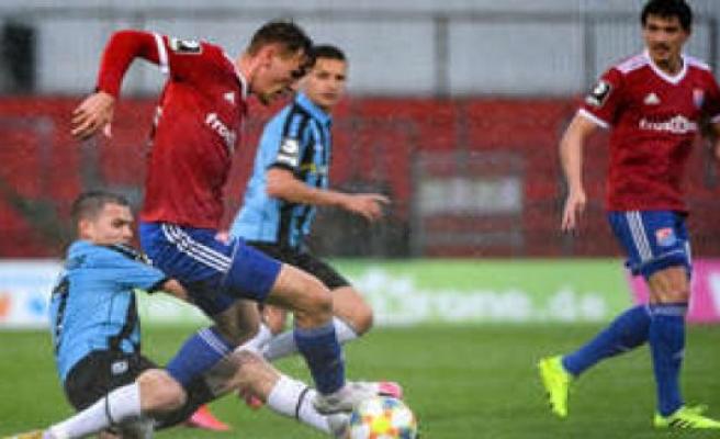 3. League: SpVgg Unterhaching, only 0:0 against SV Waldhof Mannheim, SpVgg Unterhaching