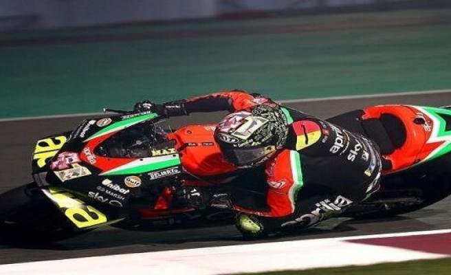 Aleix Espargaro and Aprilia, with Dovizioso and Ducati are the role model