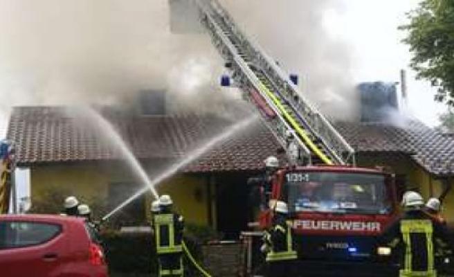 At Darmstadt: firefighter Dead after fire in Fürth (Odenwald) | world