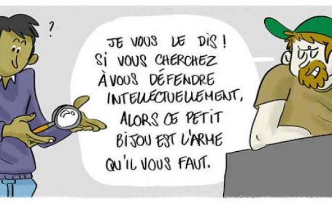 Aurélie Jean – Small manual dautodéfense intellectual - The Point