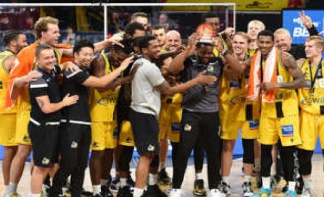 Basketball-Bundesliga: Champions! Alba Berlin after twelve years of back up | More sports