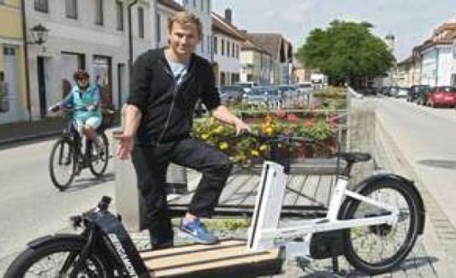 Bike trails in Weilheim: Big plans and small damper | Weilheim