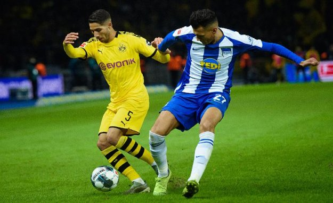 Borussia Dortmund - Hertha BSC Live Stream: German Bundesliga watch live on the Internet