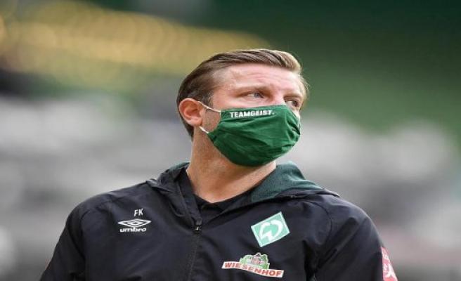Bremen: Kohfeldt and Baumann warn against relegation opponents in Heidenheim