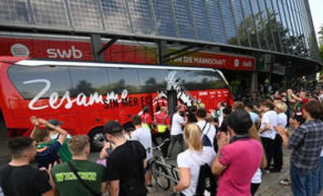 Bundesliga: Marcel Reif mad at Köln-professional - One of the pettiest scenes of the season | football