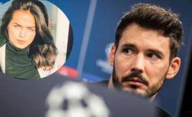 Bürki-girlfriend overjoyed: Marlen with dog Batida combines | Boulevard