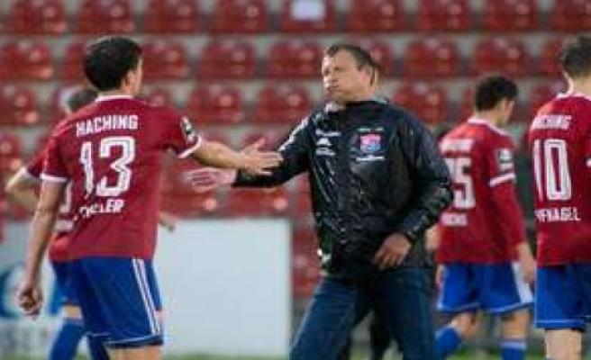 Coach Claus Schromm after the 0:0 SpVgg Unterhaching against Waldhof Mannheim: We do not reward us   SpVgg Unterhaching