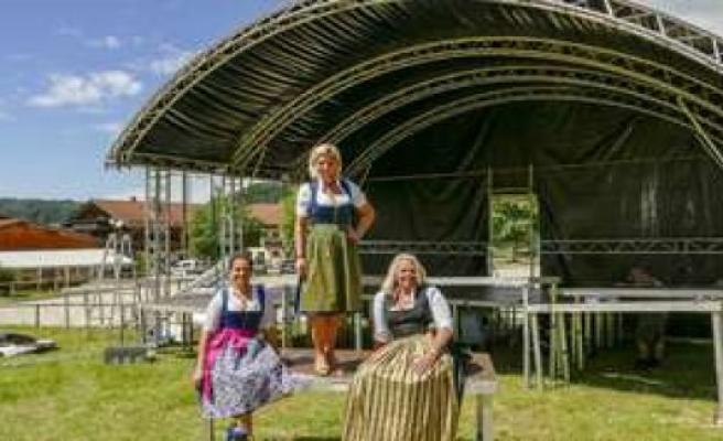Corona, in Spite of Open Air cultural festival in Irschenberg Premiere | Irschenberg