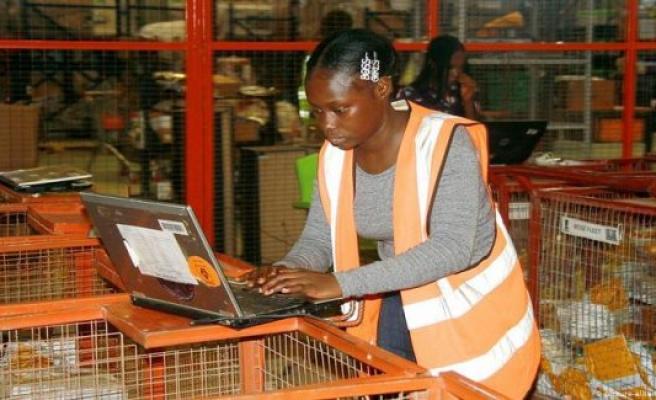 Corona pushes Africa online trading