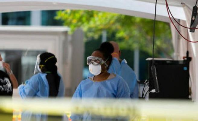 Coronavirus : the Florida saves a new record of contamination - The Point