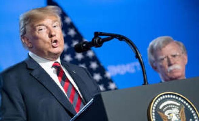 Deals with dictators: John Bolton raises hard accusations against Donald Trump | politics