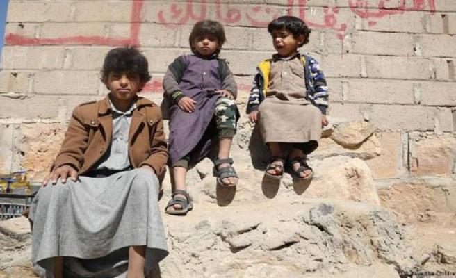 Death and destruction - the suffering of children in Yemen