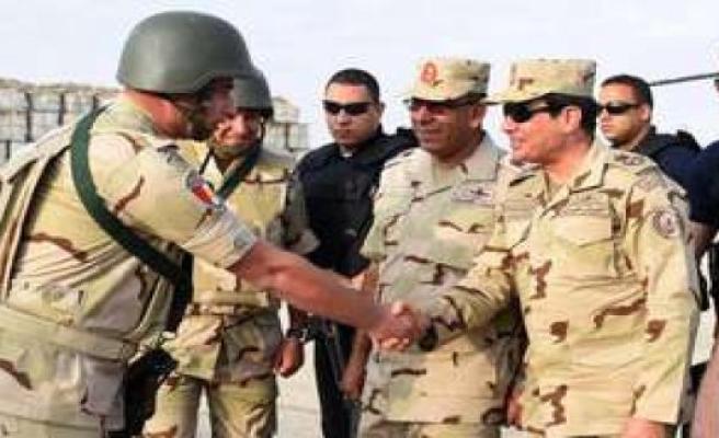 Egypt's President agreed on military intervention in Libya | politics