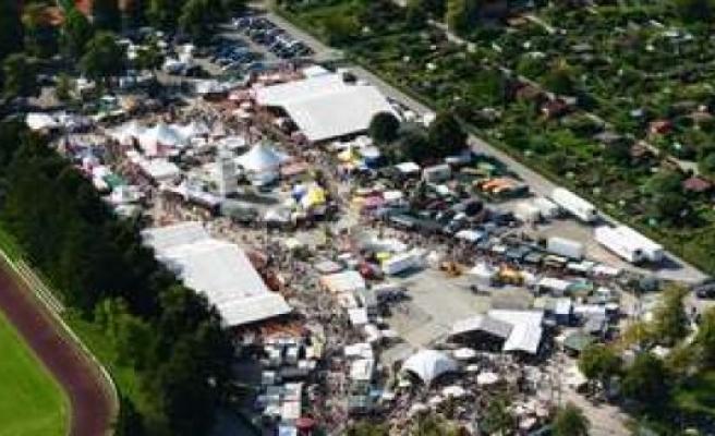 Erding: dispute Erdinger street food Festival: organisers complains against strict requirements | Erding