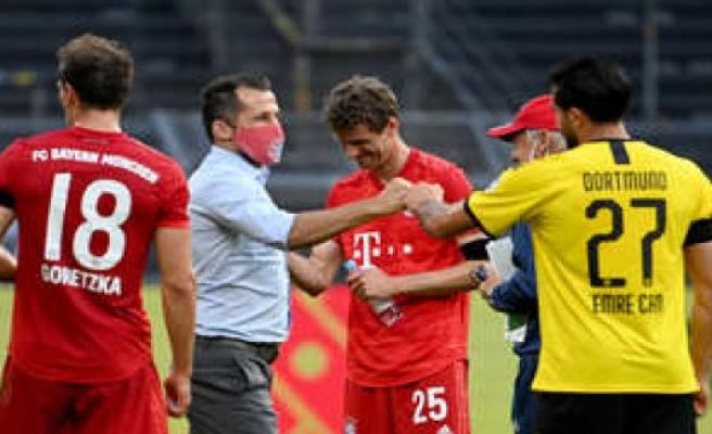 FC Bayern: According to Thomas Mueller's paradox-a statement - Salihamidzic puts Bayern-Star-to-speech   FC Bayern