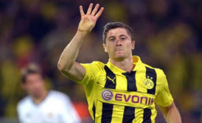 FC Bayern: BVB-intrigue revealed - Dortmund wanted to Lewandowski's Transfer to Munich defeat   FC Bayern