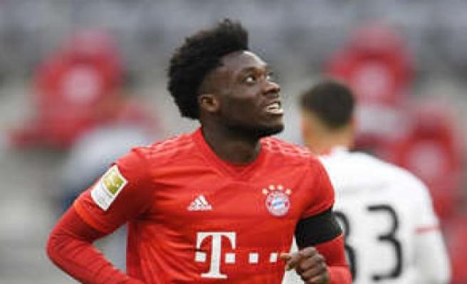 FC Bayern: Davies with a brutal Kick against Bremen Bittencourt Fans scenting scandal | FC Bayern