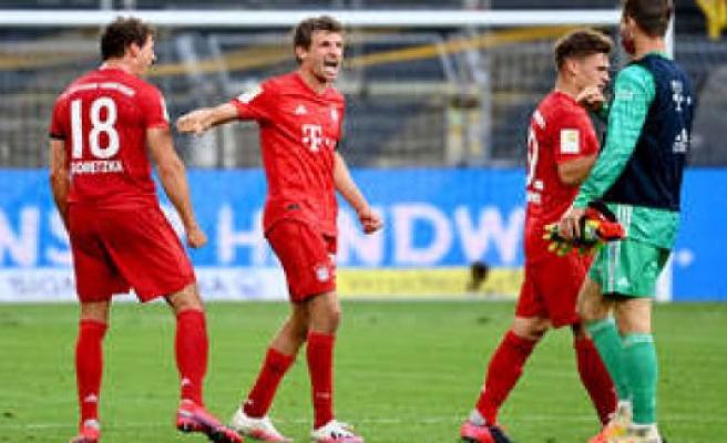 FC Bayern/Leon Goretzka: Joachim Löw had mistaken DFB-Plan Munich | FC Bayern