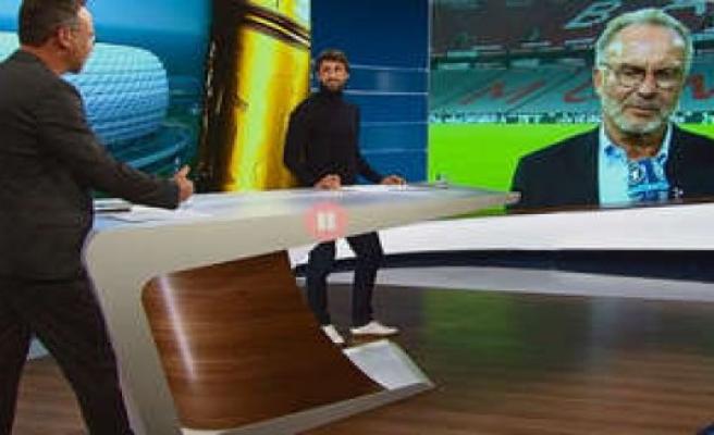FC Bayern: Matthias Opdenhövel (ARD) with awkward error when Rummenigge Interview   FC Bayern