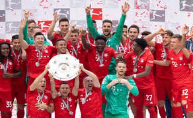 FC Bayern München: Bundesliga-Champions? Scenario makes the FCB a Saturday night for Champion   FC Bayern