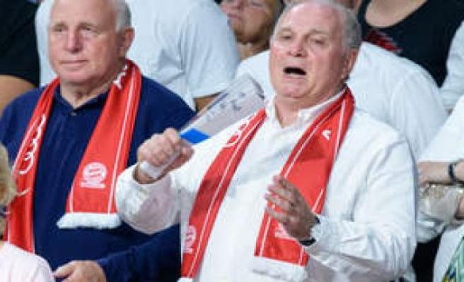 FC Bayern Munich: referee pimped Sebastian Hoeness in the 3. League | FC Bayern