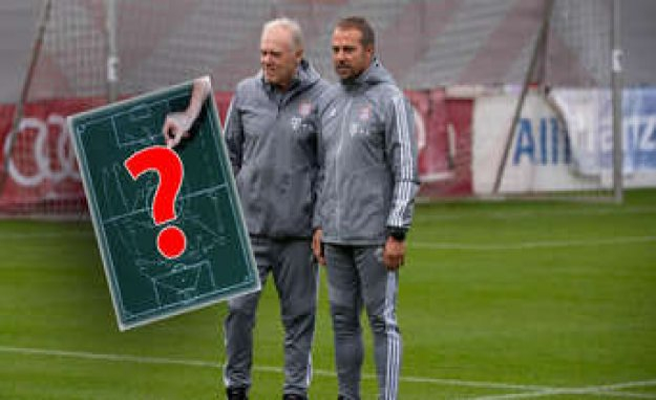 FC Bayern line-up against Werder Bremen - two performance carrier return   FC Bayern