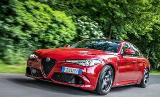 Facelift for Alfa Romeo models Giulia and Stelvio | car