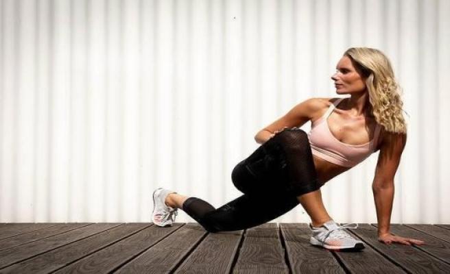 Firmer Po: 15 Min. Booty Workout with Kaya Renz
