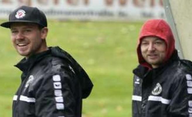 Football SV Raisting coach John Franz stands in front of his Comeback as a player | Landkreis Weilheim