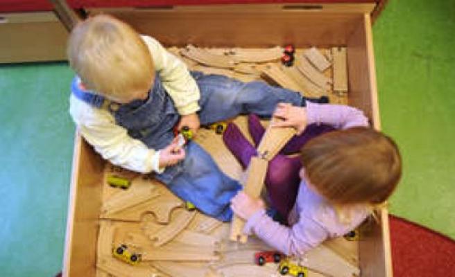 Garmisch-Partenkirchen, Bavaria, Germany: day-care centre capacities are not enough   Garmisch-Partenkirchen