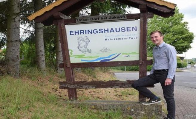 Gemünden: Lukas Becker is proud of its Region: We have here a real treasure