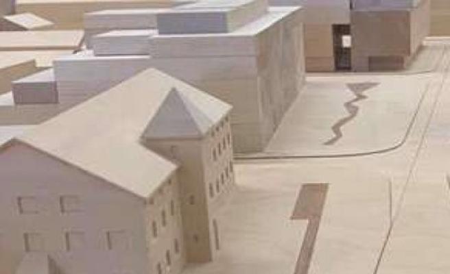 Geretsried: Six floors to Karl-Lederer-Platz-North side? | Geretsried