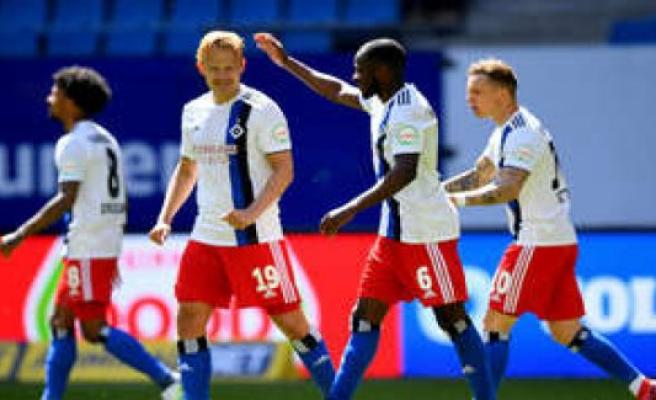 HSV - Holstein Kiel Live-Ticker: Hamburg must add - Hecking is under pressure | football