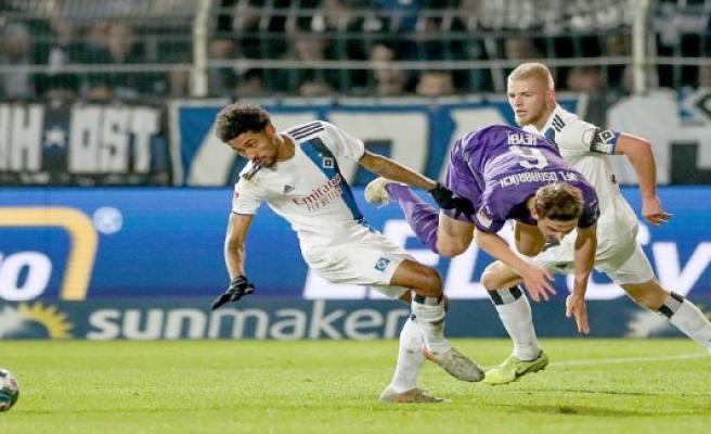 HSV against Osnabrück in the Live-Stream: 2. Bundesliga watch live on the Internet
