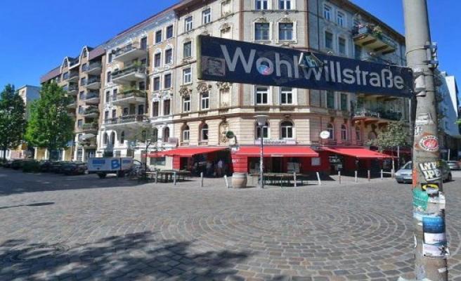 Hamburg: victim in danger of their lives: After knife attack: police arrest alleged perpetrators